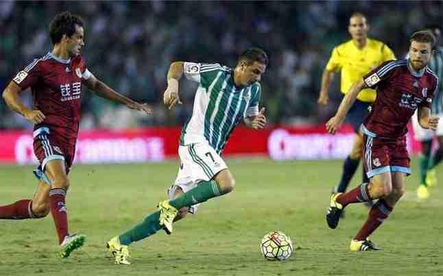 Joaquín Betis Real Sociedad