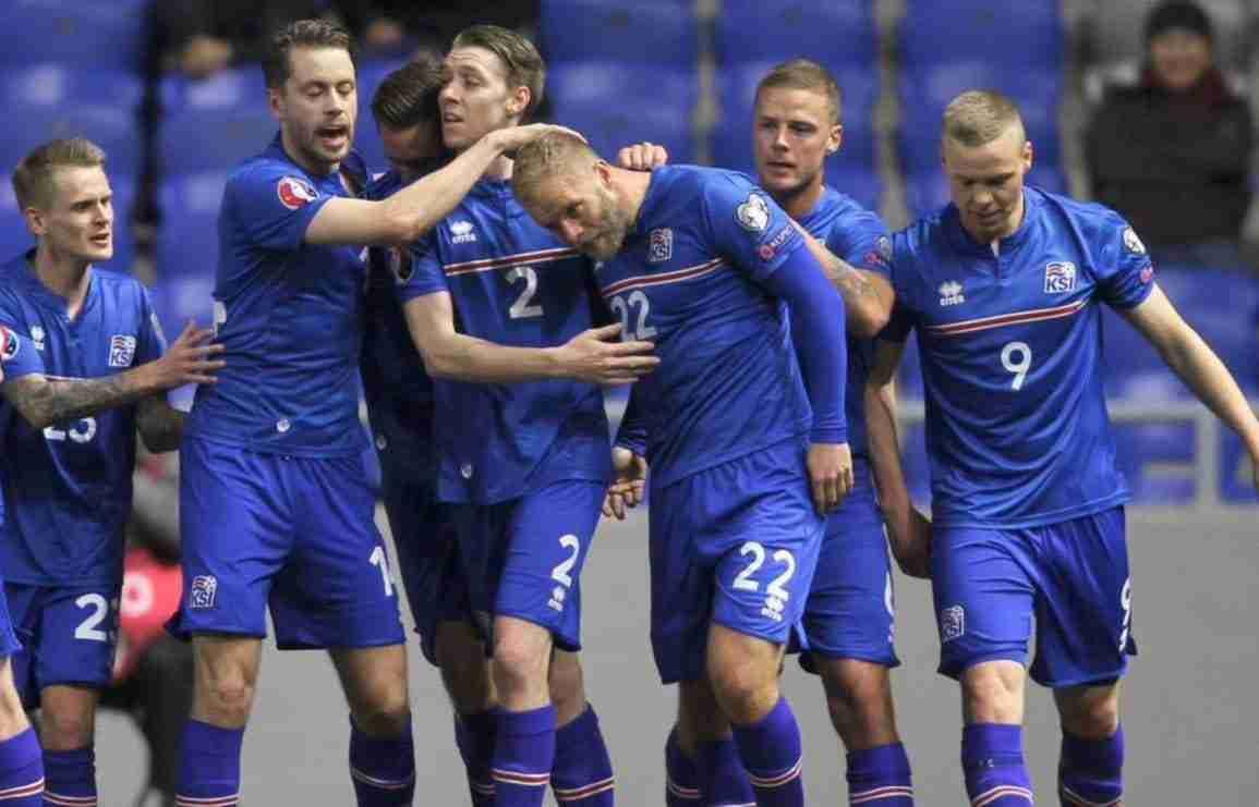 Islandia clasificada eurocopa