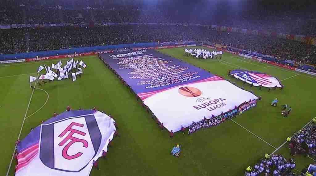FULHAM ATLETICO final europa league