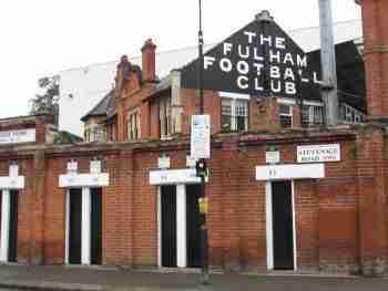 Craven Cottage, el estadio del Fulham FC