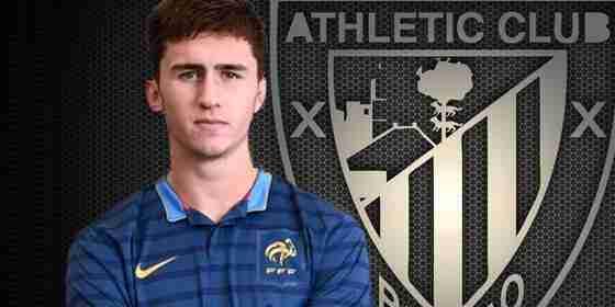 Laporte escudo Athletic