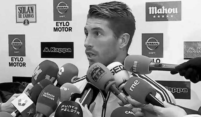 Sergio Ramos rueda de prensa