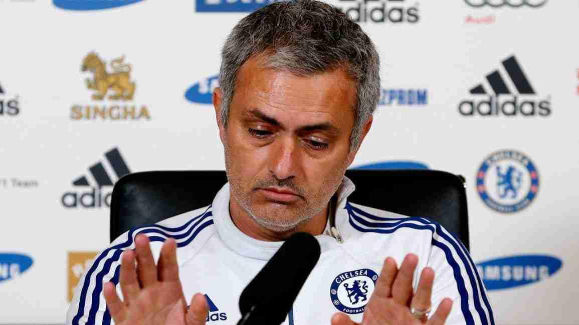 José Mourinho rueda prensa Chelsea
