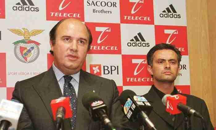 Mourinho rueda prensa Benfica