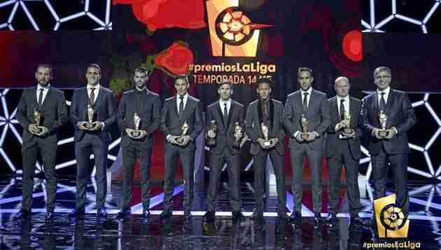 Gala Premios Liga 2014