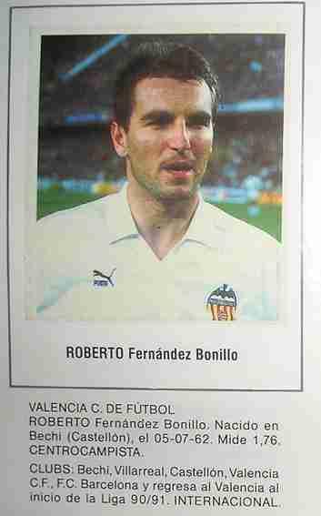 Robert Fernández Valencia