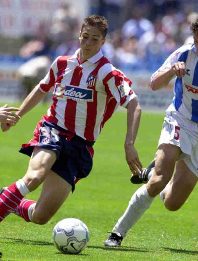 Fernando Torres debut Atlético