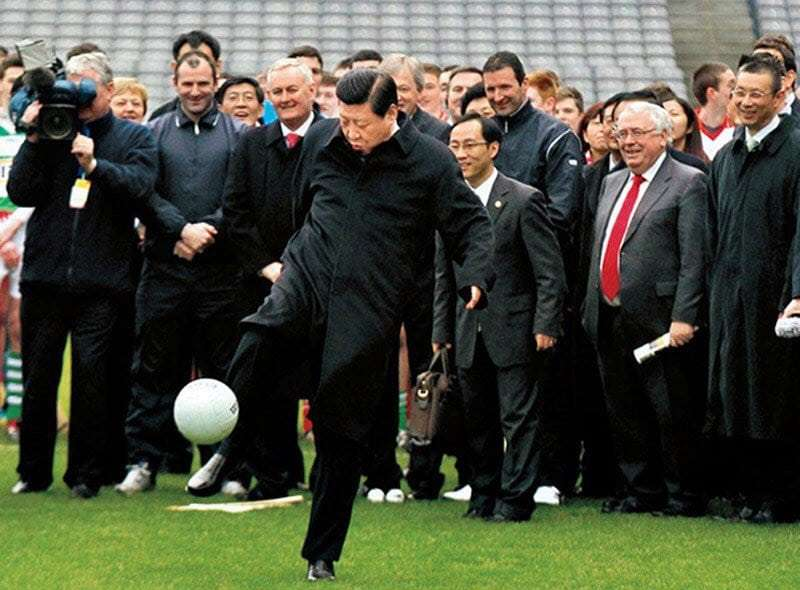 gobierno chino futbol