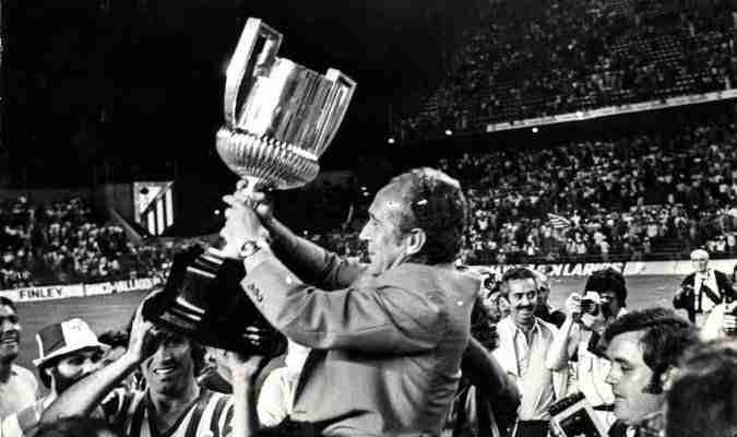Rafael Iriondo Copa de 1977