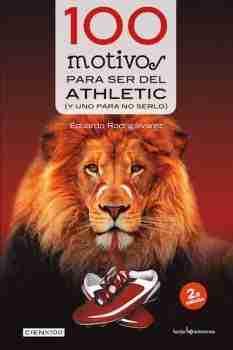 portada libro 100 motivos para ser del athletic