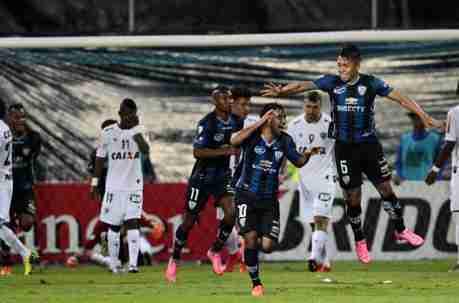 Sornoza Atlético Mineiro