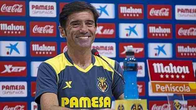 Marcelino rueda prensa Villarreal