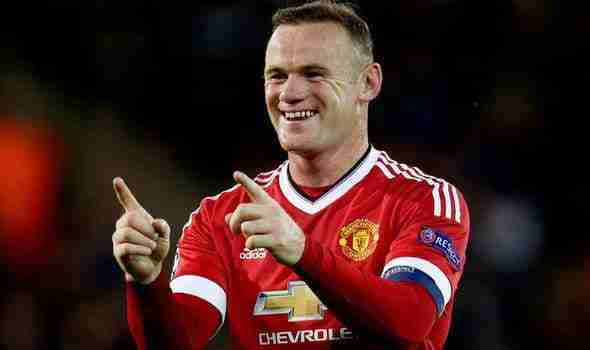Rooney Manchester United