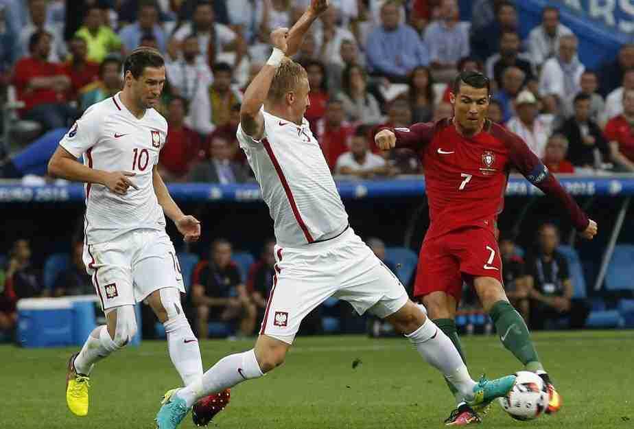 Cristiano Ronaldo Portugal Polonia