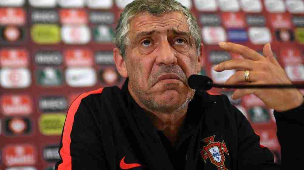 Fernando Santos entrenador Portugal