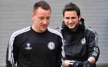 Terry y Lampard