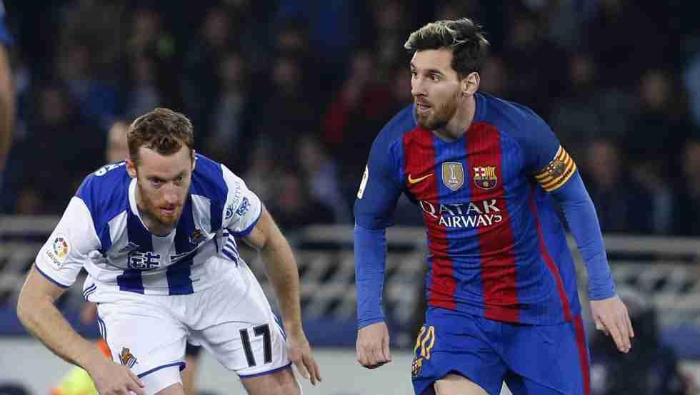 Messi Zurutuza