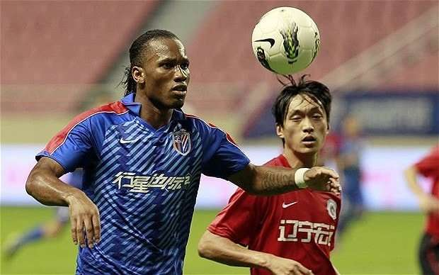 Didier Drogba China