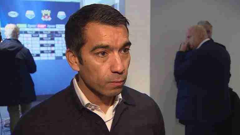Giovanni van Bronckhorst Feyenoord