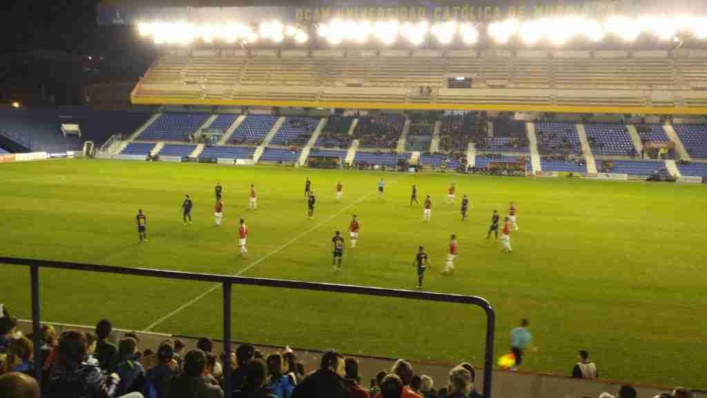 UCAM Murcia CF - Real Murcia CF