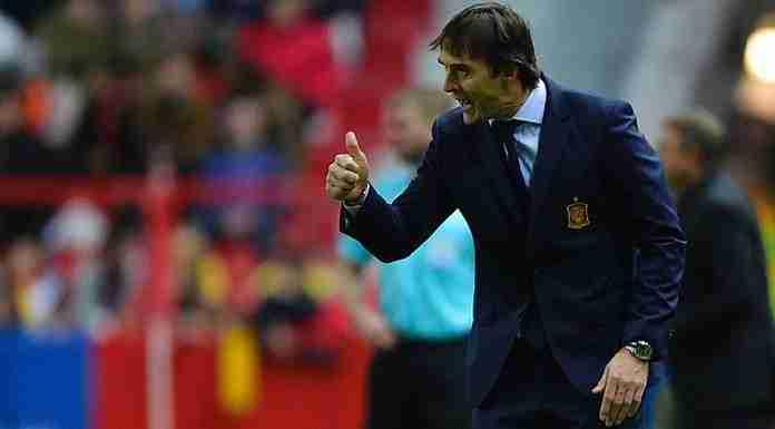 Lopetegui entrenador selección española