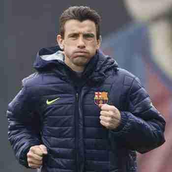 Unzué entrenador Barcelona