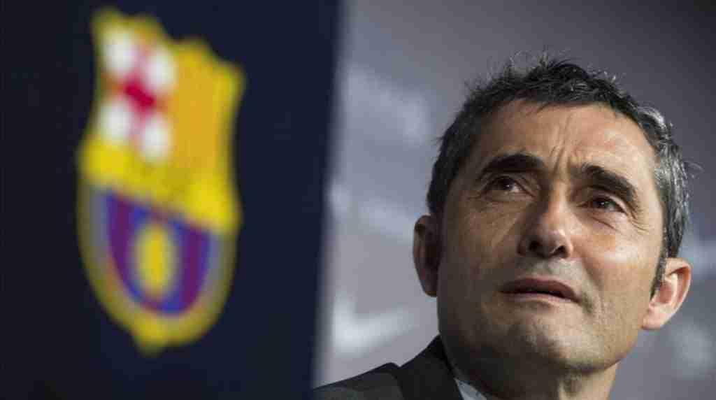 Ernesto Valverde F.C.Barcelona