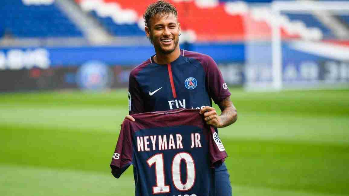 Presentación Neymar PSG