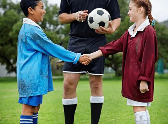 respeto niños fútbol