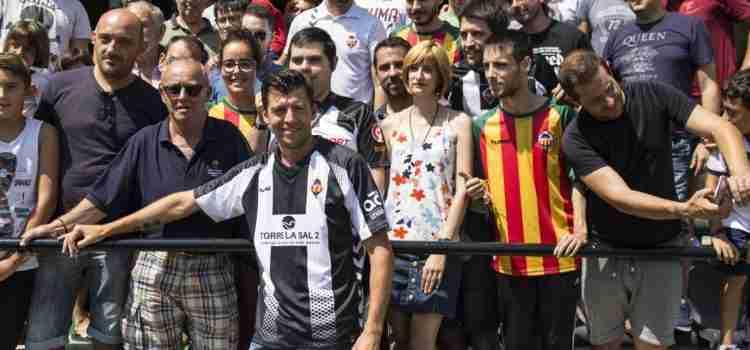 Ángel Dealbert presentación con el CD Castellón