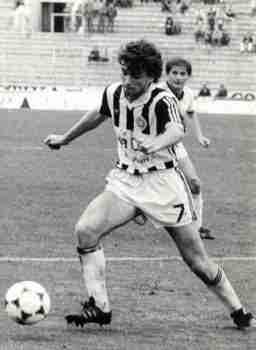Milinko Pantic es su etapa en Partizan de Belgrado