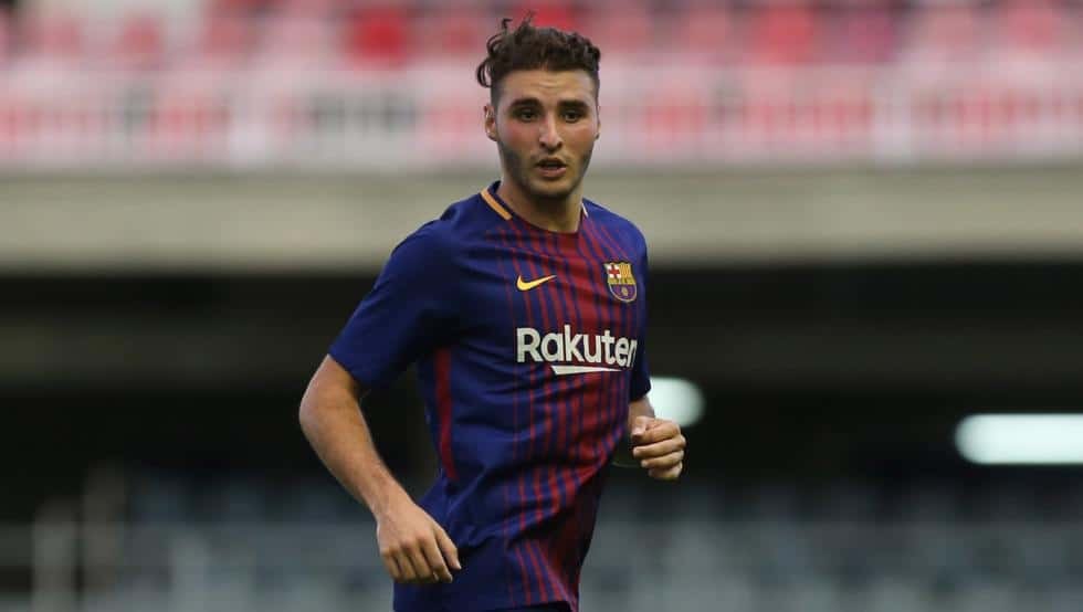 Abel Ruiz Barcelona