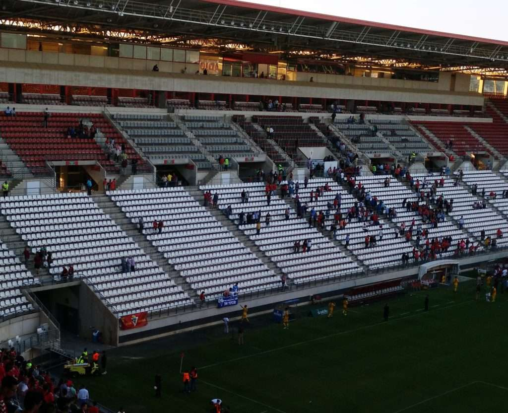 Grada Real Murcia Marbella CF