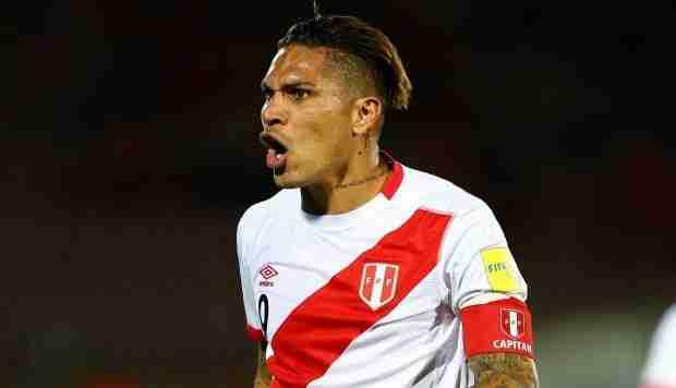 jugador de Perú