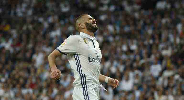 Benzema falla gol Real Madrid