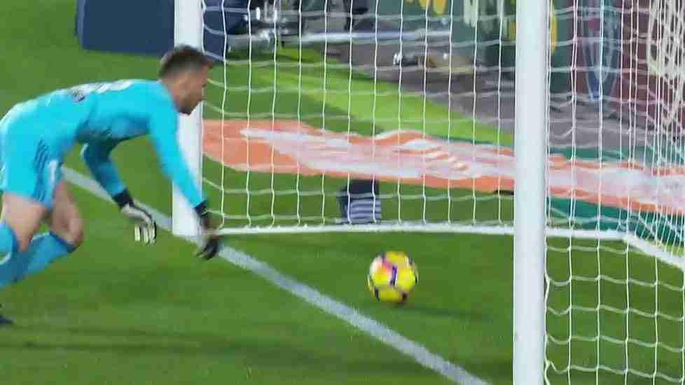 Gol de Messi ante el Valencia, que no subió al marcador