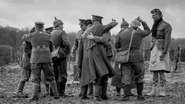 partido fútbol tregua guerra nochebuena 1914