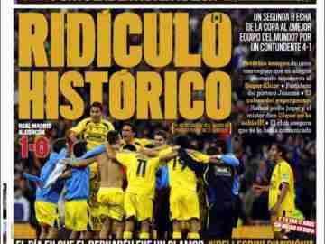 Marca Alcorcón Copa del Rey