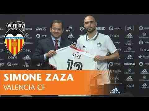 Presentación Zaza Valencia