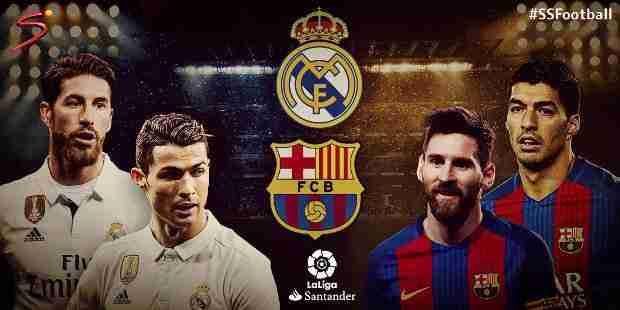 El Clásico R.Madrid - FC Barcelona