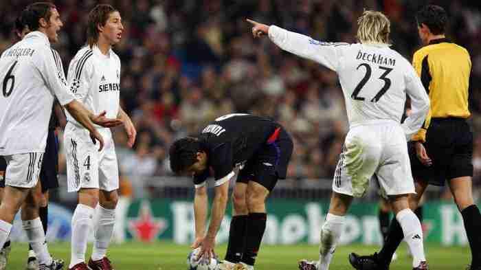 Juninho Pernambucano falta Real Madrid