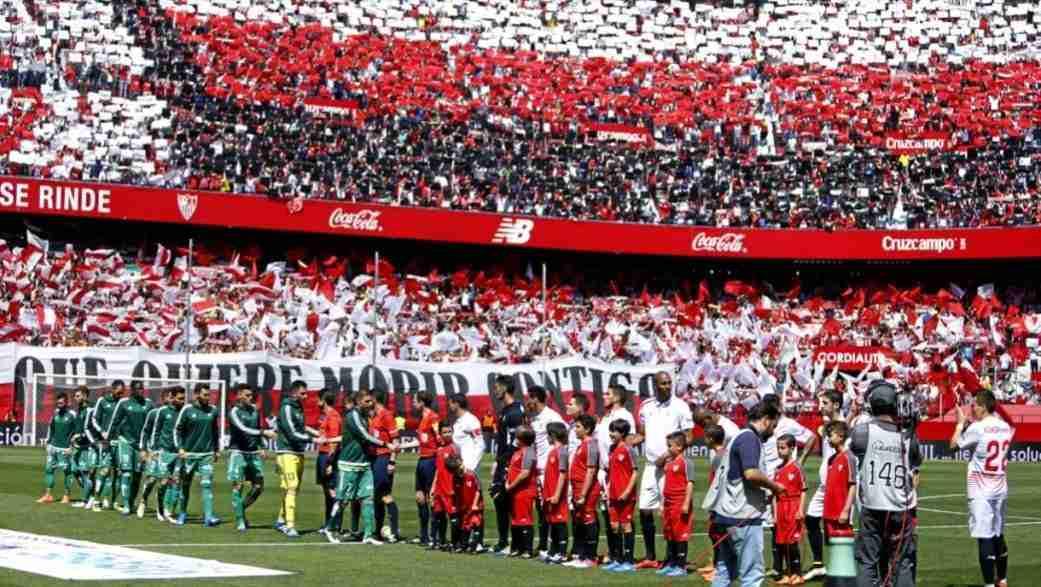 Derbi Sevilla Betis