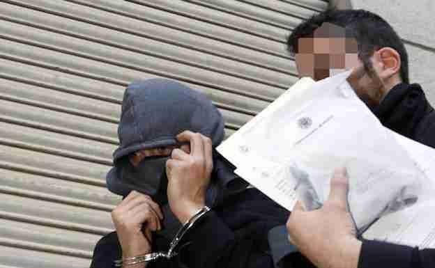 Uno de los detenidos por la 'Operación Pizarro'