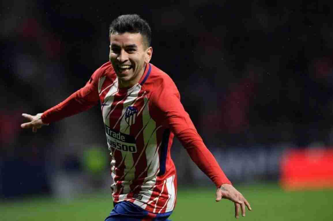 Correa celebra gol Atlético Madrid