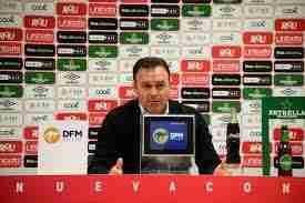 Salmerón Real Murcia rueda de prensa