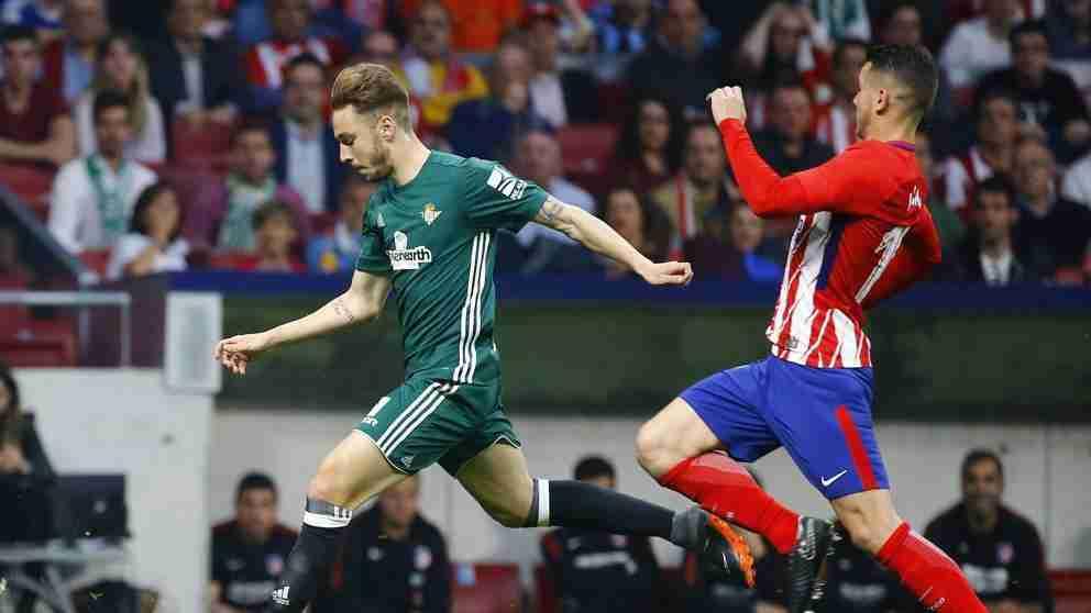 Betis Atletico de Madrid