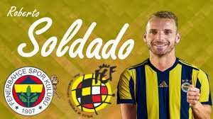 Roberto Soldado Fenerbahçe