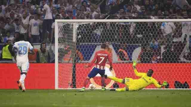 Fernando Torres gol Olynmpique Marsella