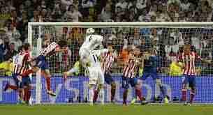 Ramos remata final Champions