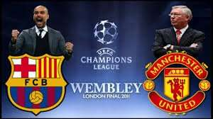 Guardiola y Ferguson